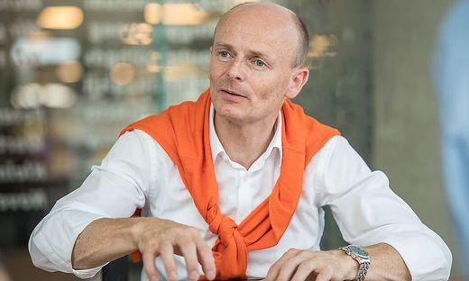Gastro-Obmann Klaus Friedl