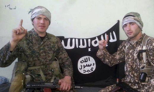 Viele IS-Kämpfer werden von Sympathisanten aus dem Ausland finanziell unterstützt