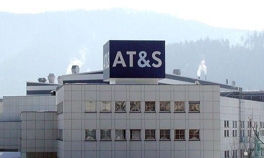 AT&S-Werk in Leoben