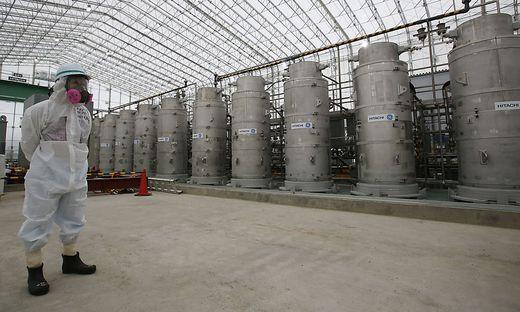 Brennstoff-Räumung in Fukushima verzögert sich um Jahre