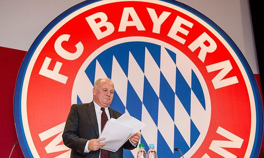 GERMANY BAYERN MUNICH ANNUAL MEETING