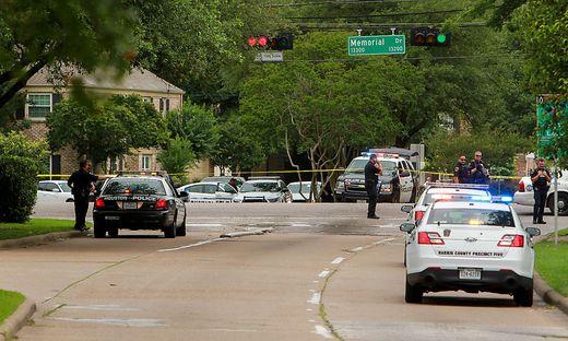 Der Tatort in Houston