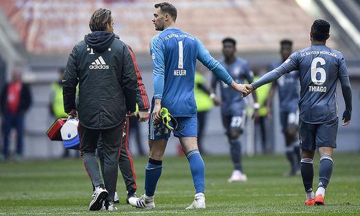 Manuel Neuer, Thiago