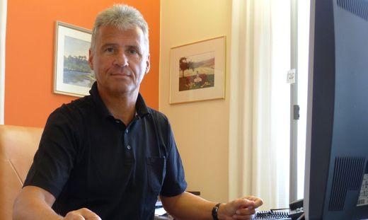 Der Leibnitzer Bezirkshauptmann Manfred Walch steht wegen Corona im Fokus