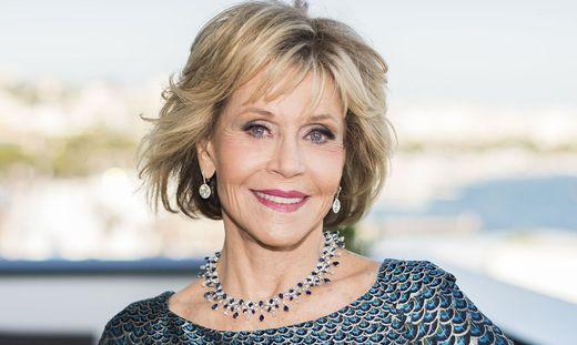 Jane Fonda: Die 83-Jährige wird bei den Golden Globes geehrt