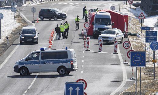 Die tschechischen Grenzen bleiben geschlossen