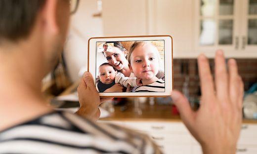 Videochats sind eine Alternative zu echten Treffen während der Coronakrise