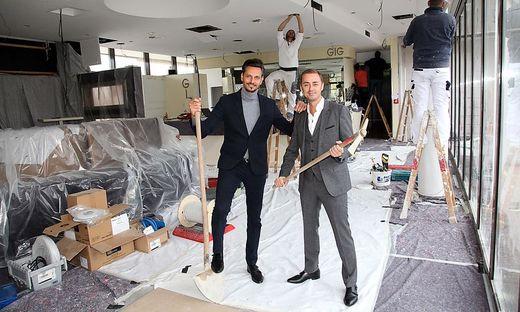 klagenfurt gig bar wurde um euro erneuert. Black Bedroom Furniture Sets. Home Design Ideas