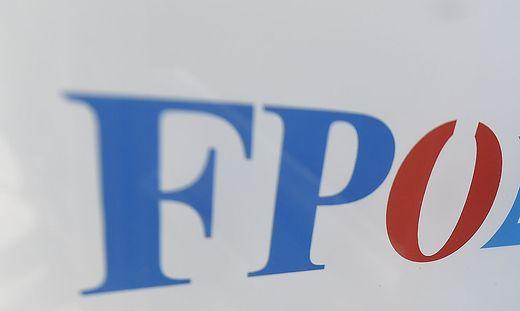 THEMENBILD: FPOe-BUNDESGESCHAeFTSSTELLE / LOGO FPOe