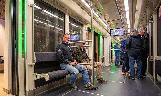 Eine Mini-Metro würde im Raum Graz auf höhere Akzeptanz stoßen als die Stadtseilbahn.