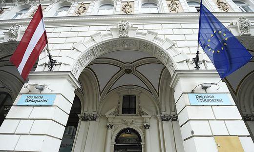 Die ÖVP-Parteizentrale