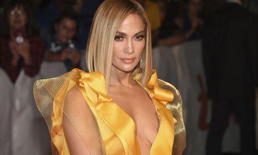 Jennifer Lopez bei der Filmpräsentation in Toronto.
