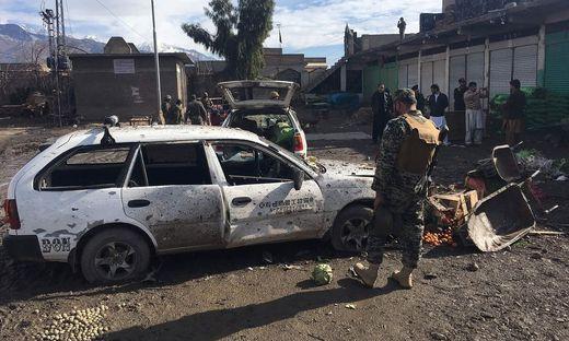 Zumindest 20 Menschen wurden bei diesem Anschlag in Pakistan getötet