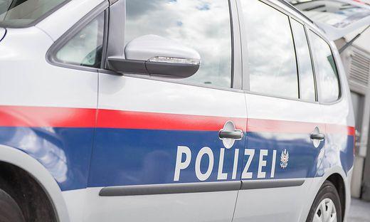 Polizeiauto Archivbild