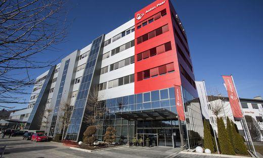 Die Zentrale von Messtechnik-Spezialist Anton Paar in Graz