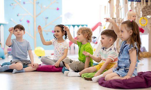 Die Förderungen in elementarpädagogischen Bildungseinrichtungen werden aufgestockt