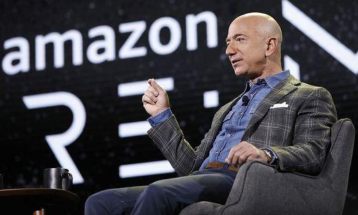 Amazon-Gründer Jeff Bezos zieht sich im Sommer aus dem operativen Geschäft zurück