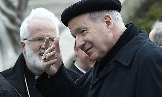Weihbischof Laun, Kardinal Schönborn