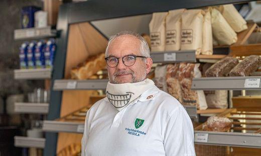 Bäcker Heinz Regula