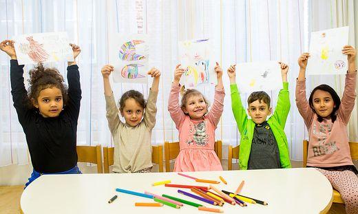 Wiki ist eine tragende Säule in der Kinderbetreuung des Landes.