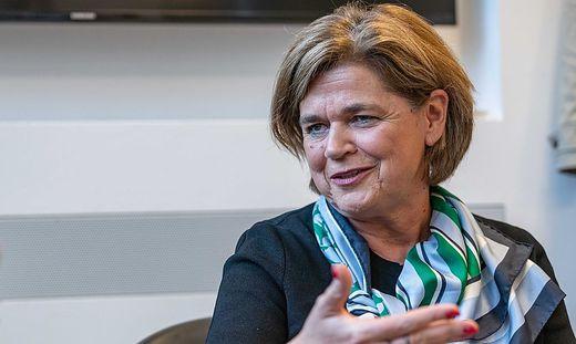 Bettina Glatz-Kremsner Generaldirektorin der Casinos Austria