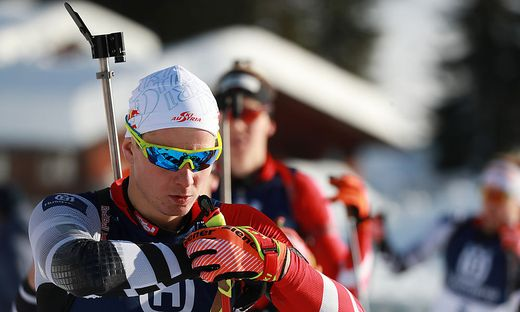 BIATHLON - OESV World Cup qualification