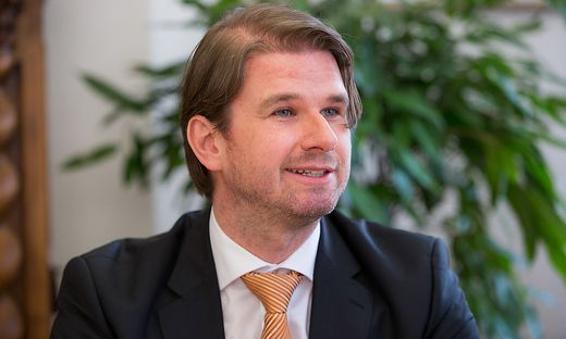 Günter Bauer, Direktor des Kärntner Landesrechnungshofes