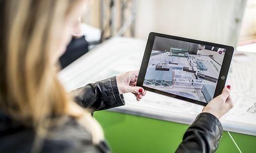 Der Standort Kärnten - hier ein Bild vom Spatenstich für die neue Infineon-Fabrik - soll professionell vermarktet werden