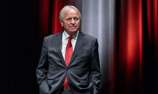 Ermittlungen gegen ÖFB-Boss Leo Windtner