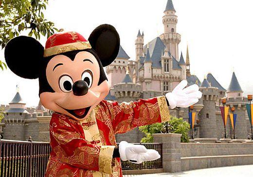 Ist auch in die Jahre gekommen: Mickey Mouse wird 90