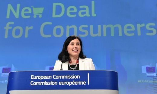 EU-Kommission will Verbraucherschutz deutlich stärken