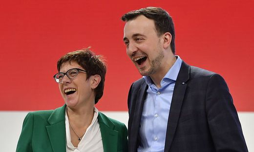 GERMANY-POLITICS-PARTIES-CDU-CONGRESS