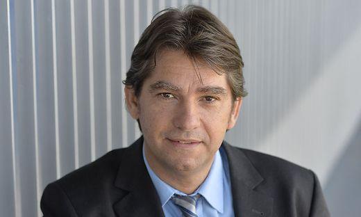 Studienbereichsleiter Christian Menard