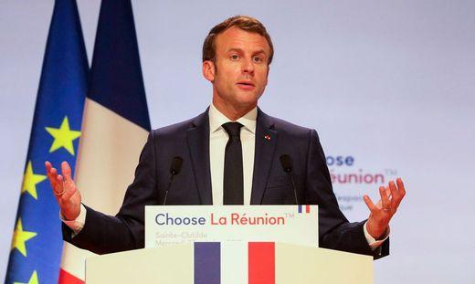 FRANCE-POLITICS-OVERSEAS-LA REUNION