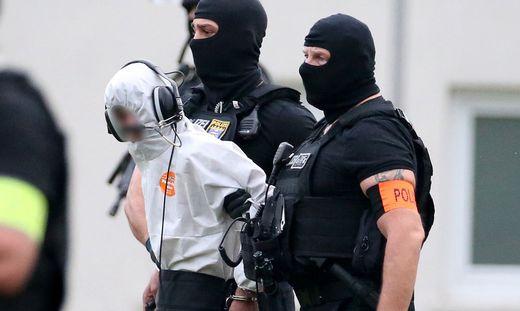 GERMANY-IRAQ-MIGRANT-CRIME