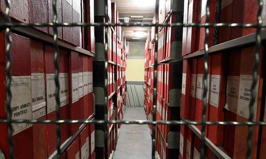 Die Archive werden am Montag geöffnet