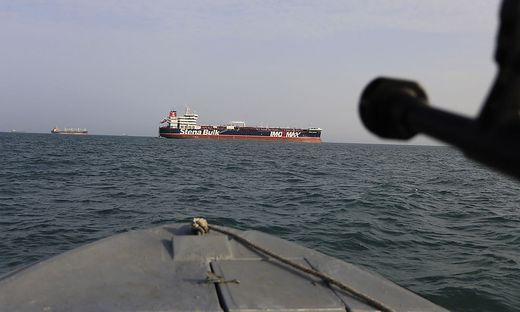 USA bremsten Freigabe von iranischem Supertanker in Gibraltar aus