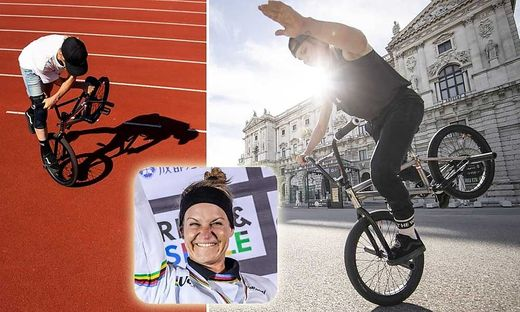 Die Kärntnerin Irina Sadovnik kürte sich zur Europa- und Weltmeisterin