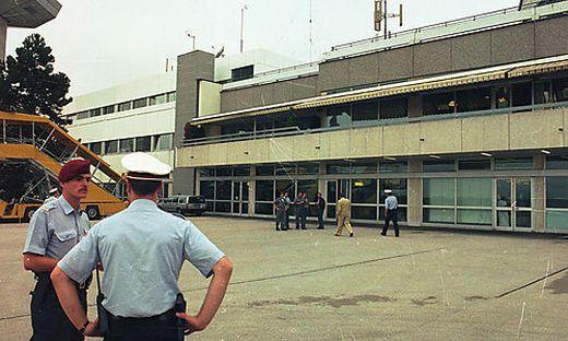 Am 24. August 1994 ging am Klagenfurter Flughafen die Rohrbombe von Franz Fuchs hoch