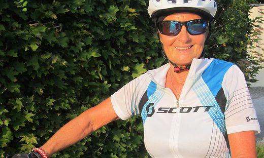 """Maria Slamanig: """"Die letzten 700 Kilometer waren schon ein bisserl zäh"""""""