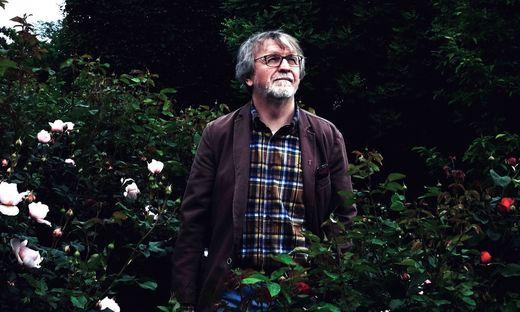 Der Philosoph im Rosengarten: Peter Strasser wird dieser Tage siebzig