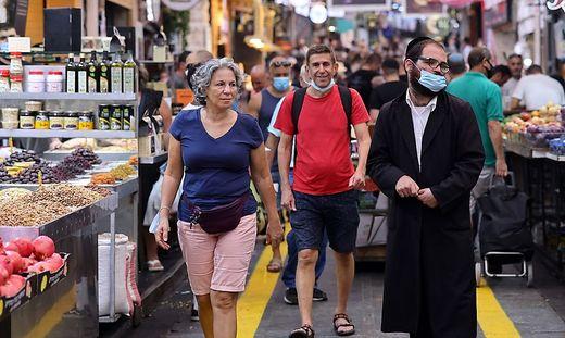 Israel geht ab Freitag in landesweiten Lockdown
