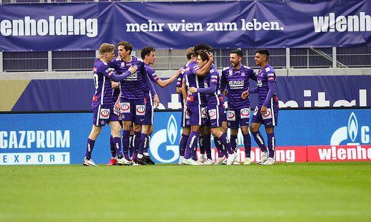 SOCCER - BL, A.Wien vs WAC