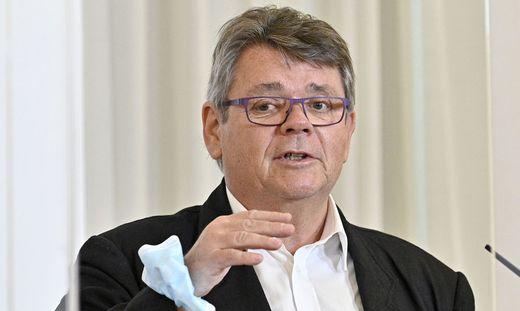 ÖGB-Präsident Wolfgang Katzian kritisiert die geplante Steuerreform der Regierung.
