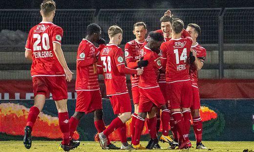 Kapfenbergs Frühjahrsstart in der Zweiten Liga wurde verschoben