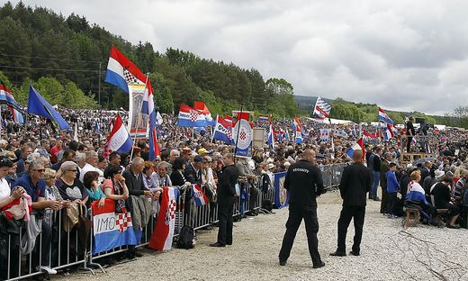Bis zu 20.000 Teilnehmer werden heuer am Loibacher Feld erwartet
