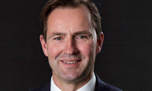 Der neue Chef der Volkswagen-Marke Skoda, Thomas Schäfer,