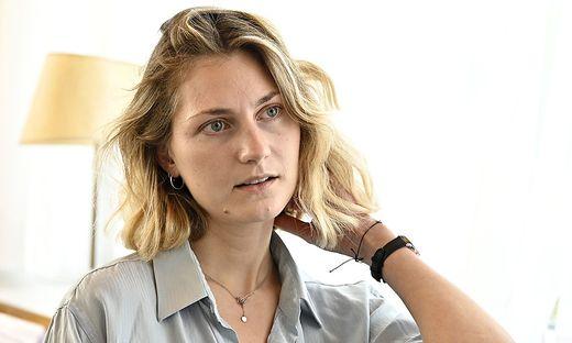 INTERVIEW: VERENA GOTTHARDT