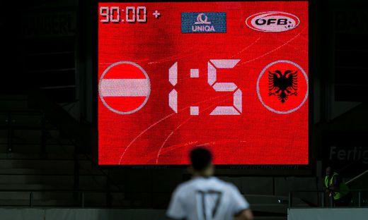 SOCCER - UEFA U21 EURO Quali, AUT vs ALB