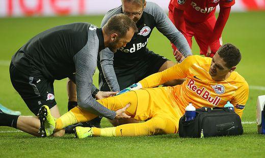 SOCCER - UEFA CL, RBS vs Napoli